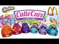 2019 McDonald Happy Meals Shopkins Cutie Cars