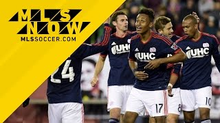 Revolution, DC United keep on rolling & more week 8 takeaways | MLS Now