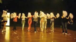 [090928]SNSD - Chocolate Love Dance ver. Practice Room Sep28.2009