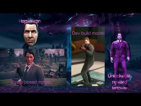 Saints Row 4 - Cut Characters |