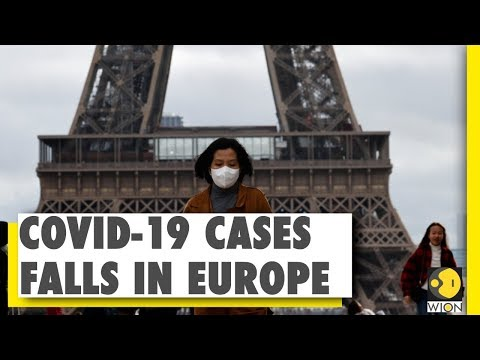 COVID-19 cases drop significantly across Europe | Coronavirus News | World News