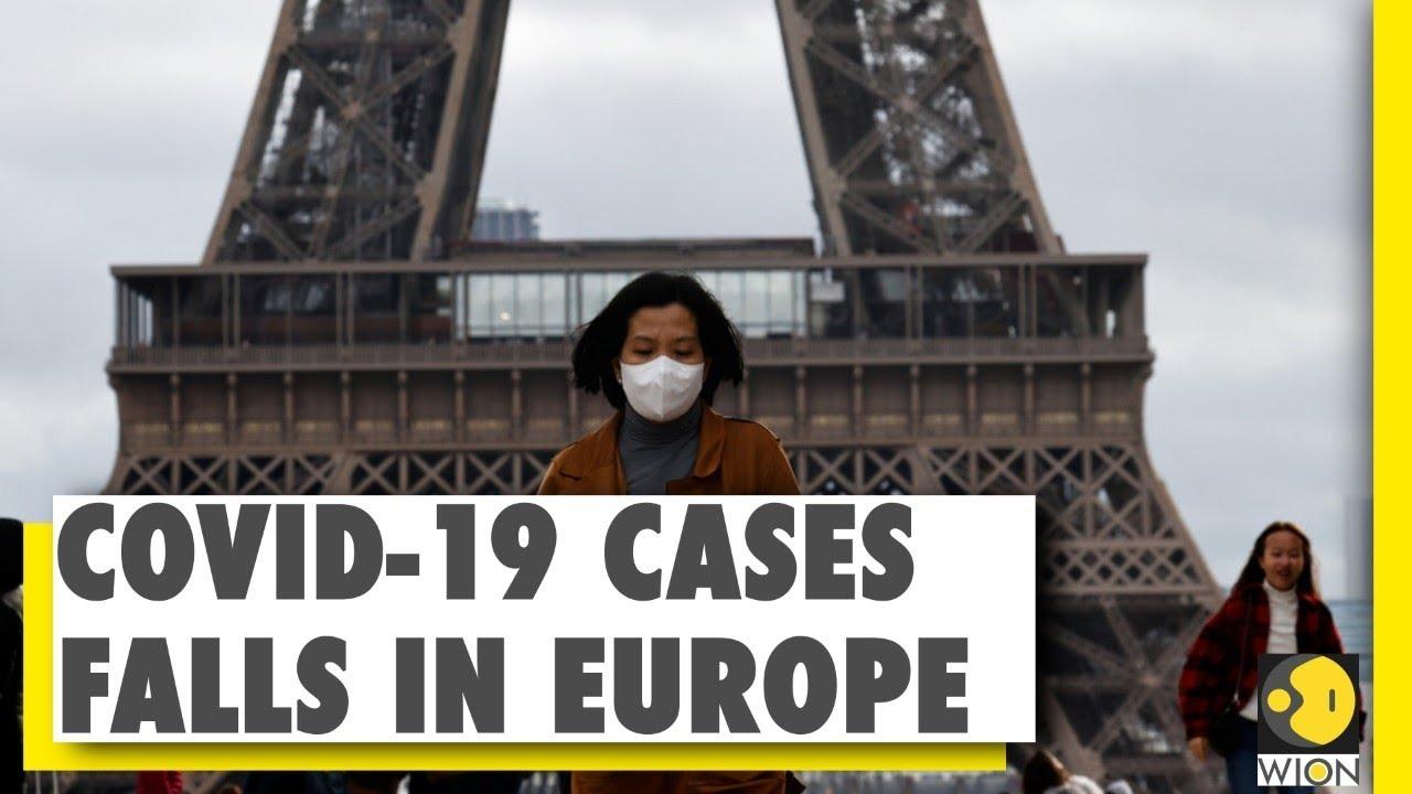 COVID-19 cases drop significantly across Europe   Coronavirus News   World News