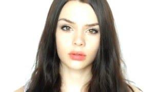 MW Естественный макияж на каждый день пошагово для карих глаз  Мой урок макияжа Maria Way