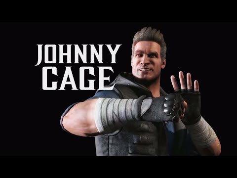 Mortal Kombat X - Johnny Cage (Stunt Double) - Klassic Tower (MED)