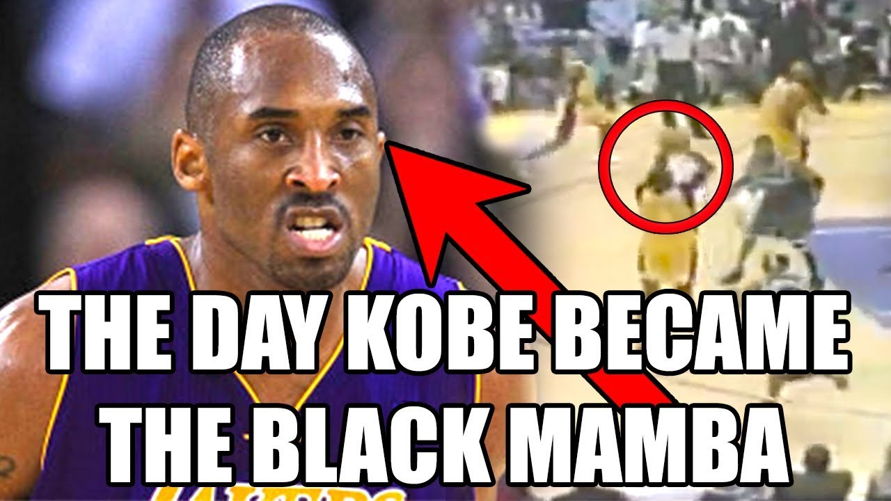 Download The Day Kobe Bryant Became The Black Mamba and NBA Assassin