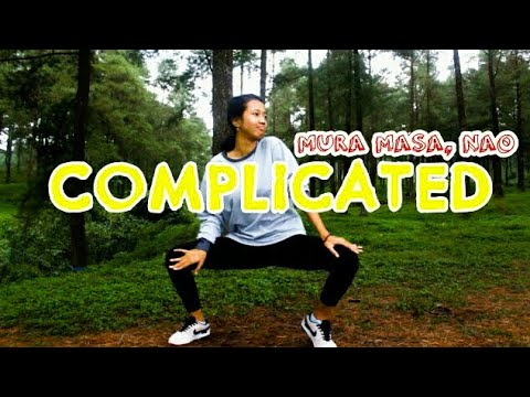 COMPLICATED | Mura Masa, NAO | Dance