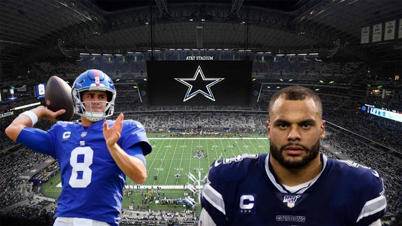 New York Giants vs Dallas Cowboys Play by Play & Reaction