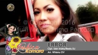 YOSHICA KOMARA - ERROR (OFFICIAL VIDEO)