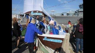 В Новороссийске открылся Первый фестиваль хамсы