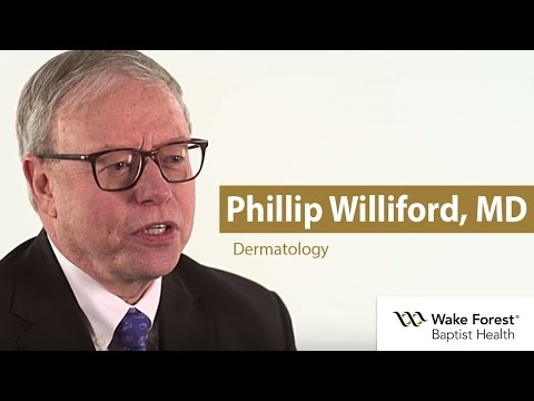 Phillip Williford, MD - Dermatologist with Wake Forest Baptist Health | Winston-Salem, NC