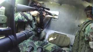 Airsoft War - DV8 Part 3: Episode 2: Operation Lead Rain