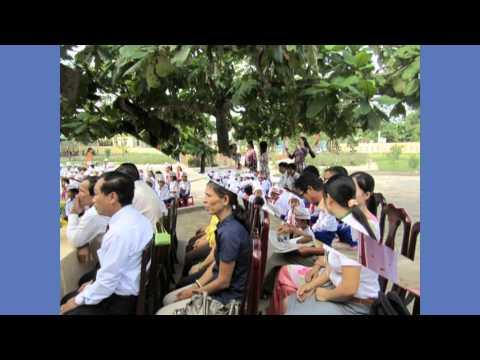 TRƯỜNG TH GIO MỸ SỐ 1 - KHAI GIẢNG NĂM HỌC 2011-2012