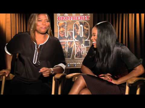 Queen Latifah & Keke Palmer On Their Mother Daughter Bond and Brotherly Love Film