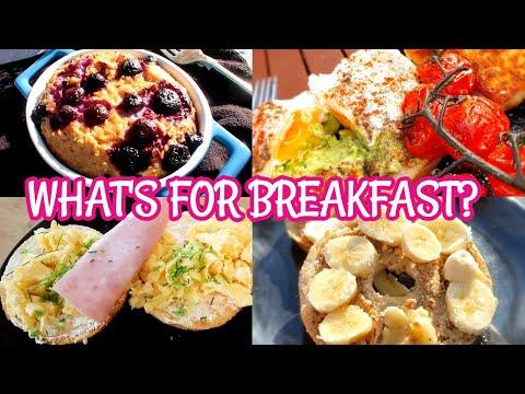 simple-breakfast-ideas-~-what-i-eat-for-breakfast-💙