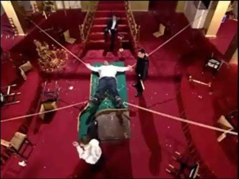 Полат Алемдар и Сулейман Чакир жестко убывают Томбаладжи!!!