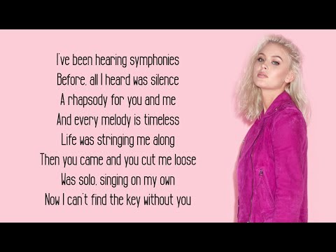 Clean Bandit  Symphony Lyrics feat Zara Larsson