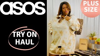 ASOS, YOU DID WELL! || ASOS PLUS SIZE HAUL