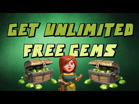 HOW TO GET FREE GEMS IN CLASH OF CLANS AND CLASH ROYALE  IN INDIA ALSO