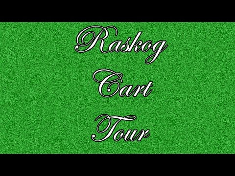 Raskog Cart Tour [Planner Supplies]