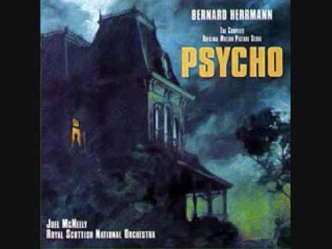 Sample Love: Bernard Herrmann & Busta RhymesPsycho ThemeGimme Some More
