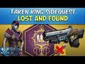 Destiny - Lost And Found Quest  - Complete - Gameplay - Walkthrough - PS4