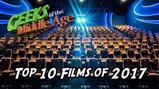 Top 2017 Films from Comics Fantasy & Science Fiction thumbnail