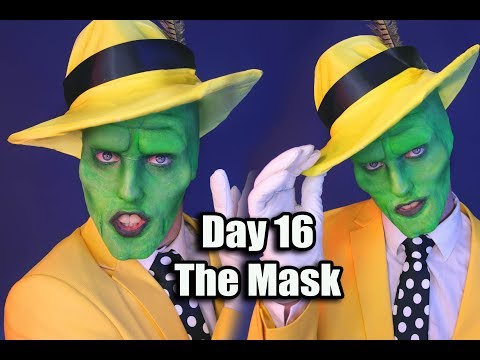 The Mask - Makeup Tutorial   DanielzROTFL thumbnail