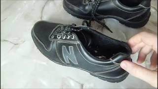 видео как вывести запах пота из обуви