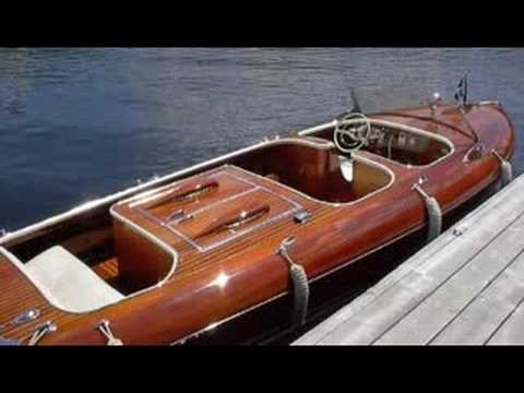 Antique Boats