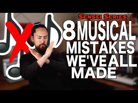 Musical Mistakes We've ALL Made