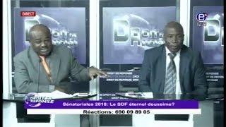 DROIT DE RÉPONSE (LA VRAIE FAUSSE LIBÉRATION DES OTAGES..SÉNATORIALES 2018) DU 08 04 2018