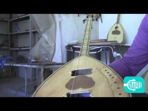 صناعة البزق في القامشلي - Buzuq Craftsmen in Qamishli/Syria
