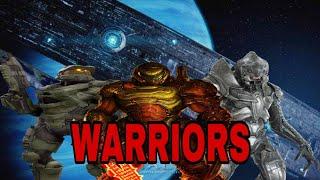 Amv - (doom and halo) - warriors.