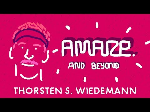 AMAZE festival and beyond by founder and artistic director Thorsten S. Wiedemann (EN)