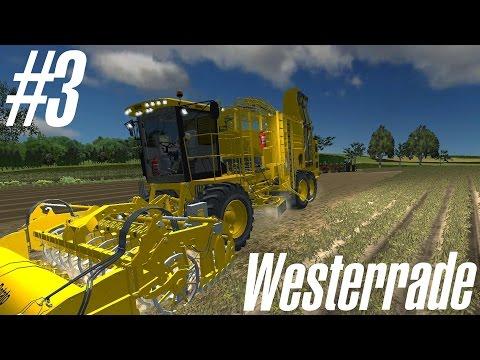 Landwirtschafts-Simulator 2013 - Single LP - Westerrade #3 - Kartoffeln Roden Mit Dem Ropa Tiger