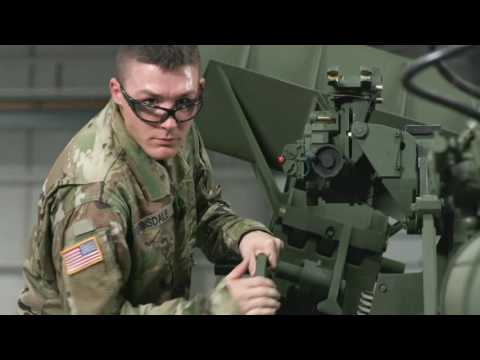 #ArmyTeam Career: Small Arms/Artillery Repairer (91F)