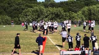 Olney vs Oakdale, 11-13 Federal Division, 2013