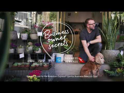 Qantas Business Rewards: Mark the Florist