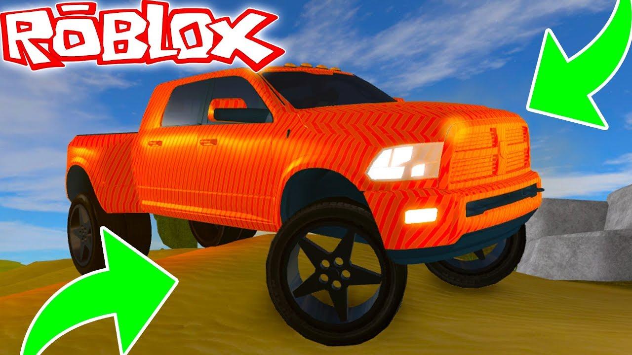 THIS TRUCK IS INSANE! (Roblox Vehicle Simulator) #7 - YouTube
