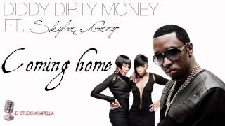 Diddy Dirty Money Ft. Skylar Grey - Coming Home (Studio Acapella) + Download (HD)