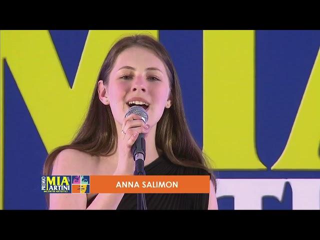 ANNA SALIMON live - Incontri artistici Premio Mia Martini 2019
