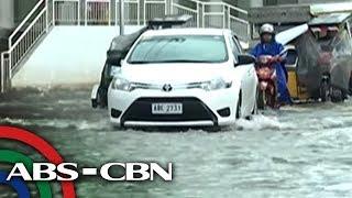 Bandila: Ilang lugar sa Luzon, patuloy na binabaha