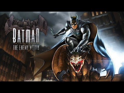 NEW BATMAN GAME!! (Batman: The Enemy Within - Season 2, Episode 1)