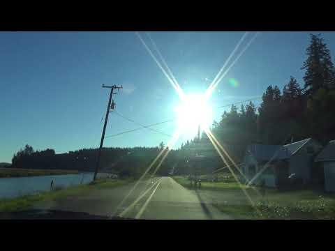 201709101819 - Driving - North Bank Lane - Bandon - Oregon Coast