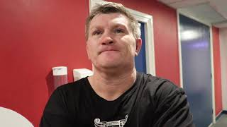'REHYDRATION CLAUSE - IT'S FARCICAL!' RICKY HATTON RAW ON BROOK-KHAN & BILLY JOE SAUNDERS DRUGS BAN