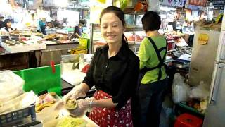 Farmer's Market - Sushi Stand
