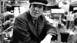 Leonard cohen - Minute Prologue live 1972.avi