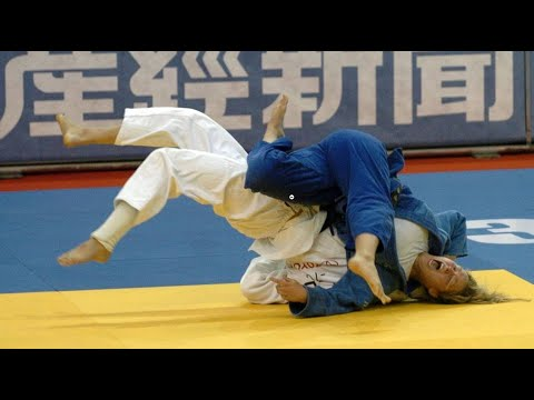 JUDO 2007 World Championships: Ronda Rousey (USA) - Edith Bosch (NED)