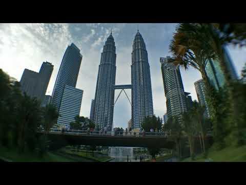 Step 14 17.11.2017  Petronas Twin  Towers. KLCC Lake Symphony Fountains