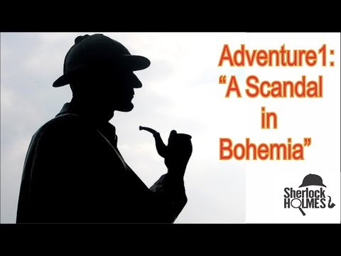 """[MultiSub] The adventures of Sherlock Holmes: Adventure 1  """" A Scandal In Bohemia """""""